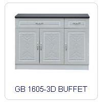 GB 1605-3D BUFFET